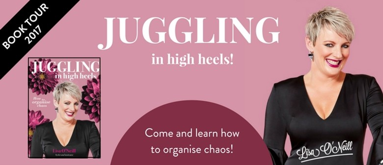 Juggling In High Heels - An Evening With Lisa O'Neill: CANCELLED