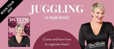 Juggling In High Heels - An Evening With Lisa O'Neill: SOLD OUT