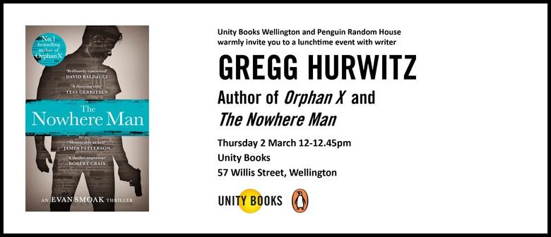Lunchtime Event - Gregg Hurwitz