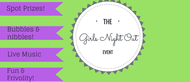 The 30+ 'Girls Night Out' Event