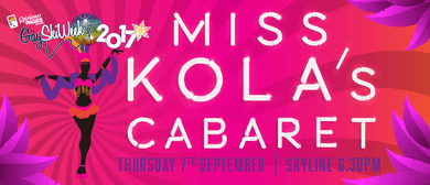 Miss Kola's Cabaret Night