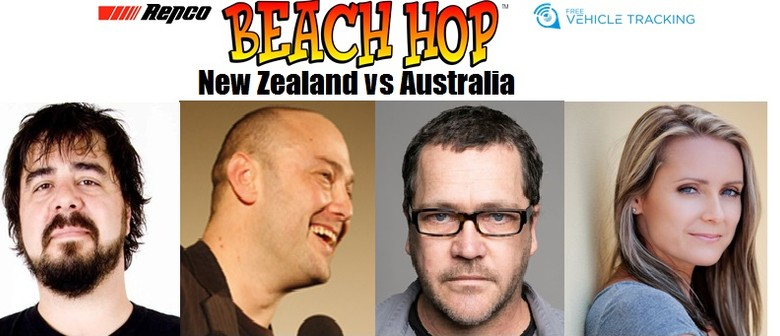 Snitch Classic Comedy Night - NZ Vs Aus