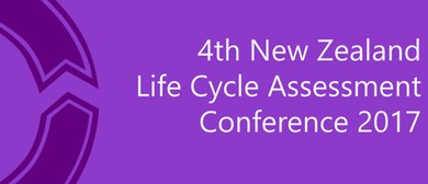 4th New Zealand Life Cycle Assessment Conference: CANCELLED