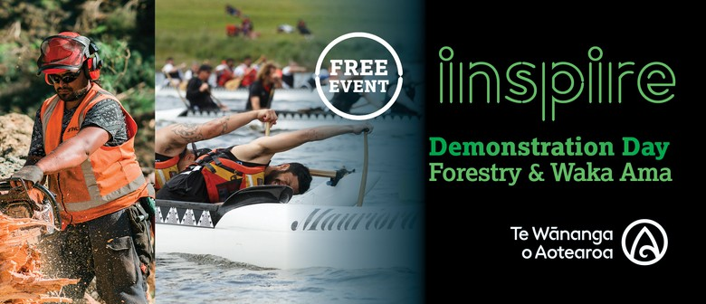 Forestry and Waka Ama Demonstration Day