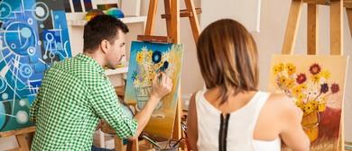Art Studio With Marjorie