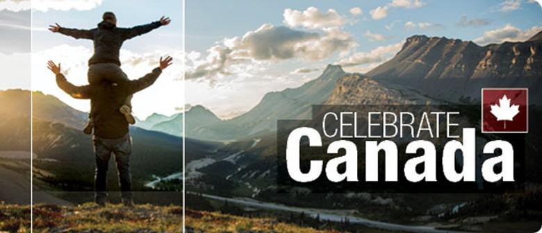Celebrate Canada - Auckland Event