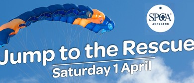 SPCA - Jump to The Rescue Sky Dive