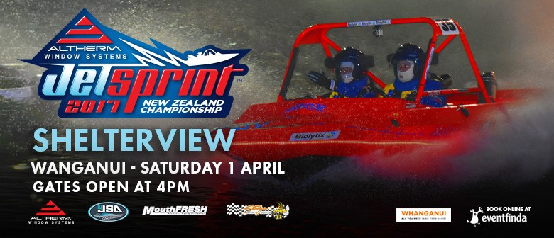 Round 5 The Altherm New Zealand Jetsprint Championship