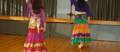 Belly Dance for Beginners Tauranga With Arabian Spice