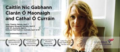 Caitlín Nic Gabhann, Ciarán Ó Maonaigh & Cathal Ó Curráin