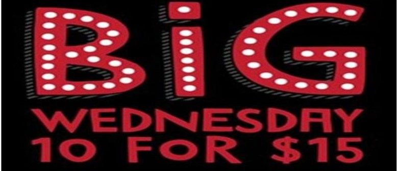 BiG Wednesday Festival Edition