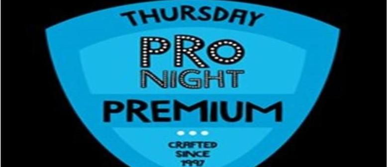 Thursday ProNight Festival Edition