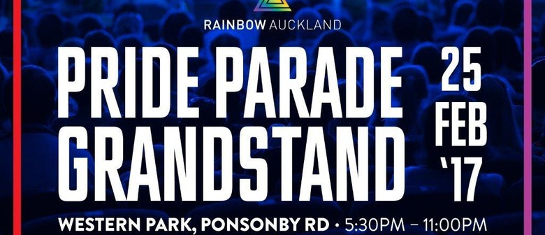 Rainbow Auckland Grandstand