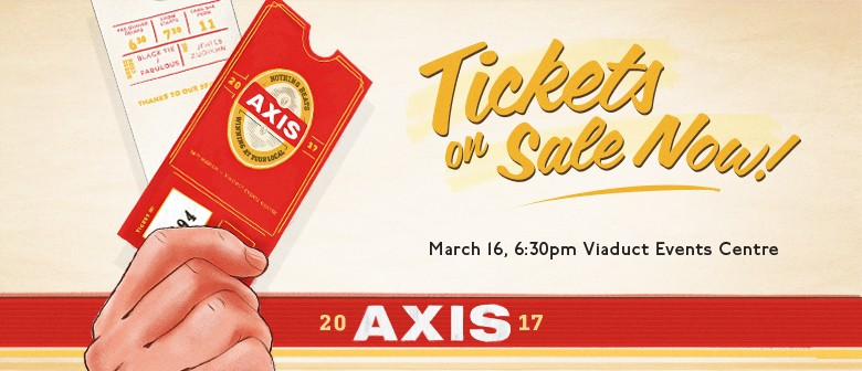 CAANZ Axis Awards Gala Dinner 2017