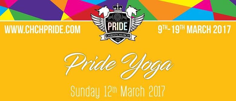 Christchurch Pride Yoga