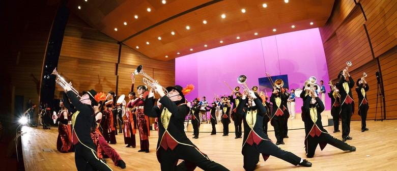 Narashino High School Symphonic Band Concert
