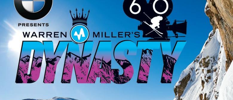 Warren Miller's 'Dynasty' Snow Sports Movie