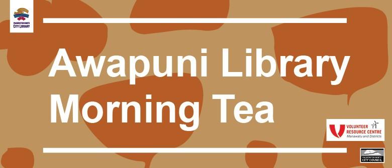 Awapuni Morning Tea