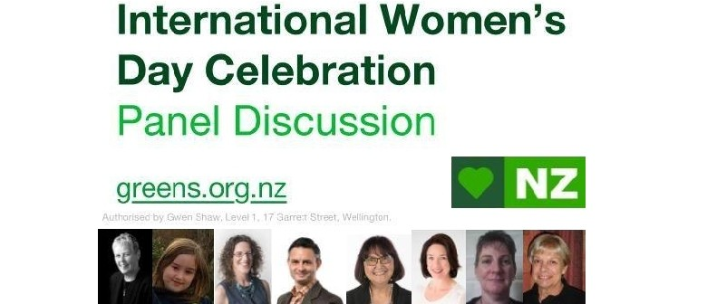International Women's Day Celebration: Panel Discussion