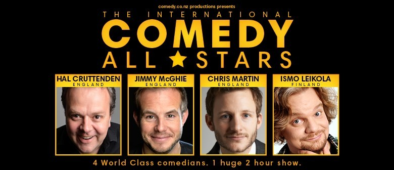 International Comedy Allstars