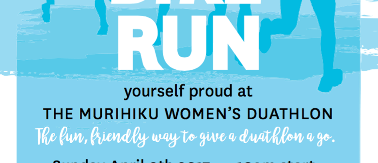 The Murihiku Women's Duathlon 2017