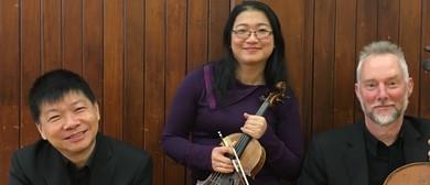Aroha Ensemble Plays Masterworks for String Trio
