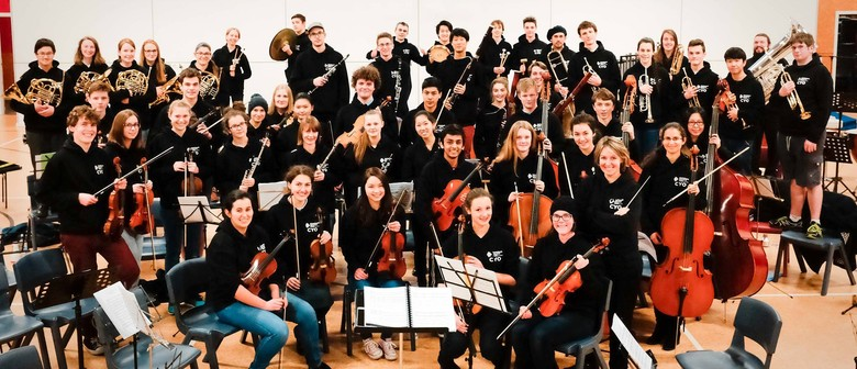 Origins: The UC Christchurch Youth Orchestra