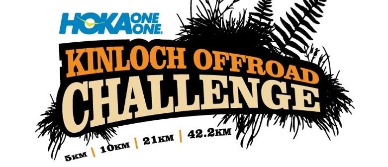 Hoka One One Kinloch Off-Road Challenge