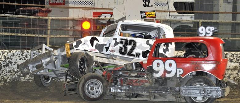 Fast Lane Spares North Island Stockcar Championship