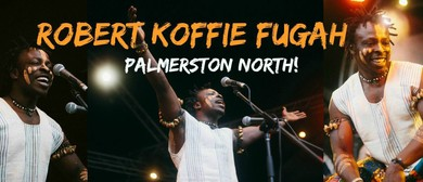 Drum and Dance With Koffie