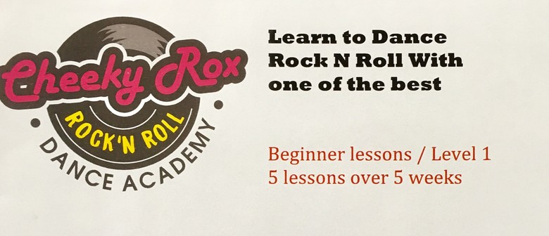 Rock N Roll Dance Lessons - Cheeky Rox Dance Academy