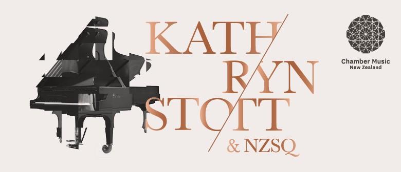 CMNZ: Kathryn Stott & NZSQ