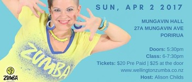 Zumba Fitness Dance Party With Tamara Pitts