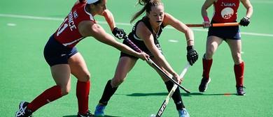 Vantage Black Sticks Women Hockey Tests