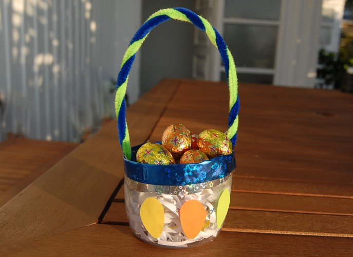 Easter basket crafts hamilton eventfinda easter basket crafts negle Image collections