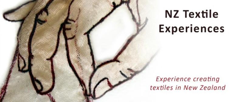 NZ Textiles Screen Printing Workshop