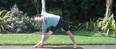 Yoga With Graeme Lockett