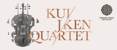 CMNZ Presents: Kuijken Quartet