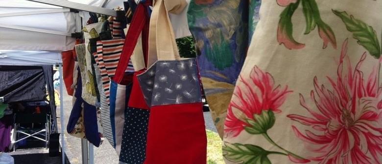 EcoWest Festival - Sew a Bag With Gecko Bag