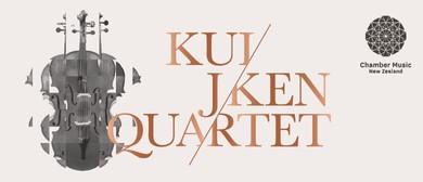 CMNZ Presents: Kuijken Quartet