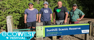 EcoWest Festival - Sunhill Scenic Reserve Guided Walk