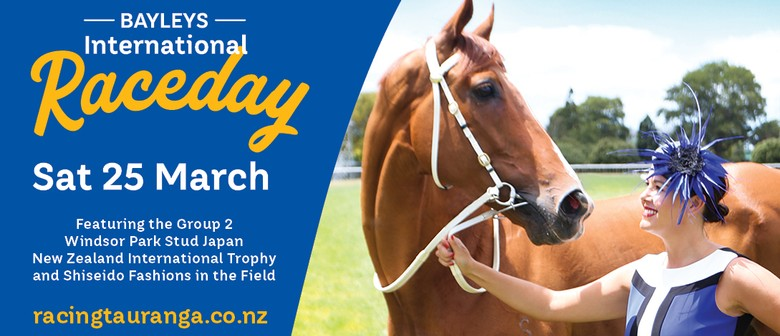 Bayleys International Raceday