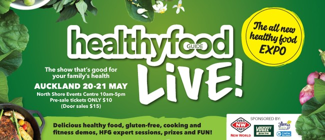 Healthy Food Guide Live