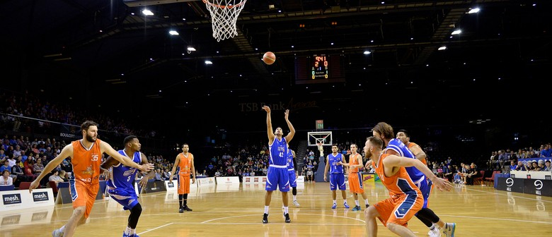 Wellington Saints v Southland Sharks