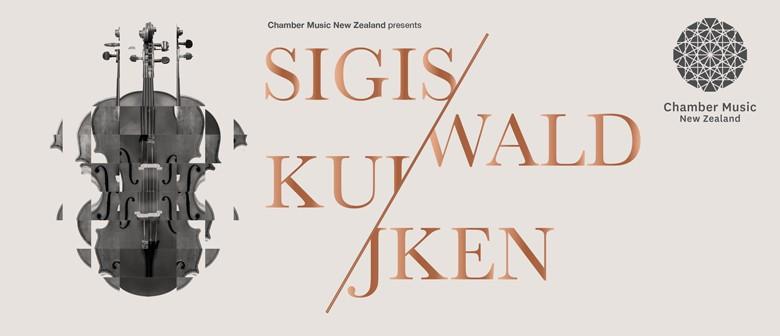 CMNZ Presents: Sigiswald Kuijken & Solo Bach