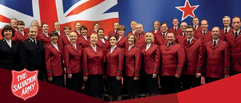 The Salvation Army's International Staff Songsters