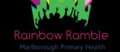 Marlborough PHO Rainbow Ramble 2017
