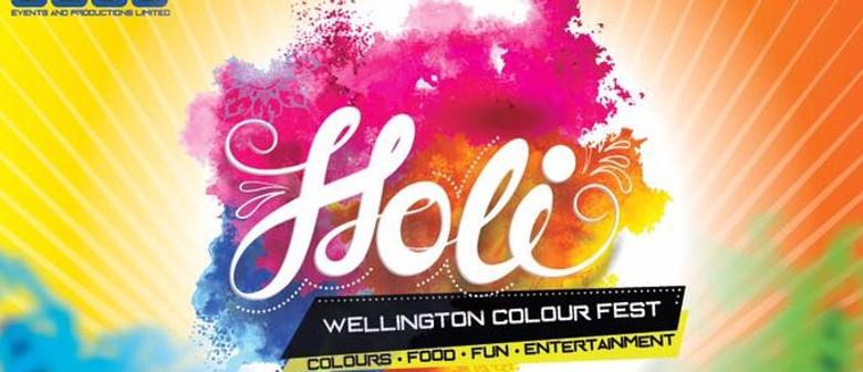 Holi: Wellington Colour Fest