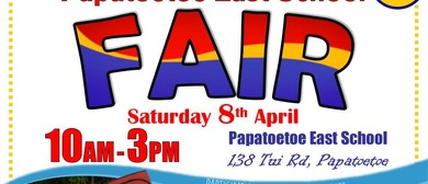 Papatoetoe East Primary School Summer Fair