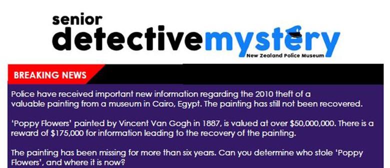 Senior Detective Mystery